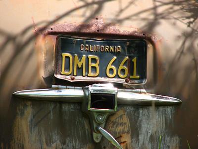 Dave Mathews' Car