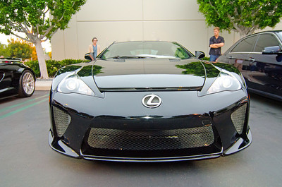 Lexus LF-A. Yours for $375,000.