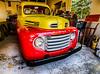 Shell Service Truck