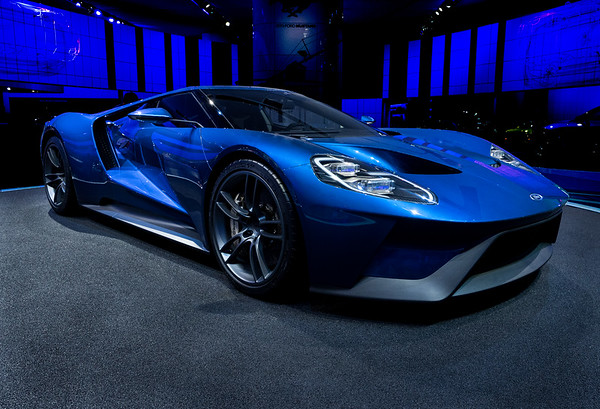 Ford 2015 GT 40