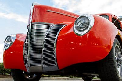 Orange Ford (125-366)