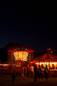 Night, Carter's Steam Fair