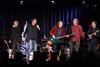 """Viktor Gernot and His Best Friends - X-Mas is here"" im Casanova, Wien am  19. 12. 2013. Foto: Gerald Fischer"