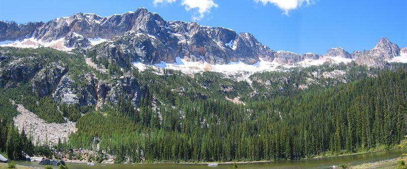 Cascades Nat'l Park June 2005