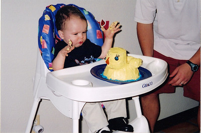 Cason Birth & 1st year