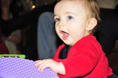 Cassidy Christmas 2010