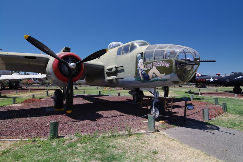 North American B-25J Mitchell: (Bomber), WW II Era