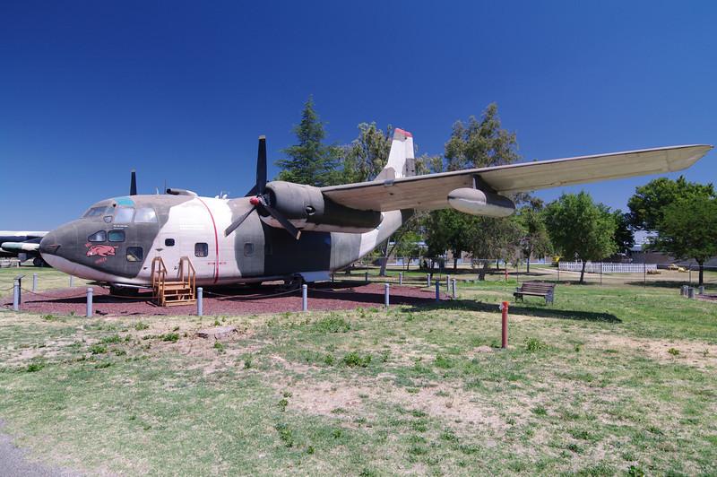 Fairchild C-123K Provider: (Cargo), 15,000lb Cargo, Vietnam Era,
