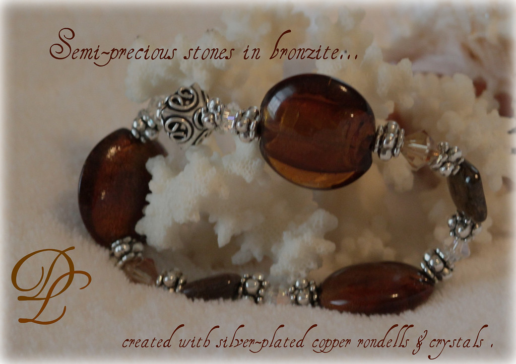 "My handcrafted jewelry is created with a ""Casual & Elegant"" design, with the simplicity & the popularity of a pull-on style!    All jewelry you will see is available for purchase..and can also be made personally in your choice of colors, components, and size variations.    I will be updating this gallery soon..with price details, etc.<form action=""https://www.paypal.com/cgi-bin/webscr"" method=""post""> <input type=""hidden"" name=""cmd"" value=""_s-xclick""> <input type=""hidden"" name=""hosted_button_id"" value=""G6B2JM3PEPQ4U""> <input type=""image"" src=""https://www.paypal.com/en_US/i/btn/btn_paynowCC_LG.gif"" border=""0"" name=""submit"" alt=""PayPal - The safer, easier way to pay online!""> <img alt="""" border=""0"" src=""https://www.paypal.com/en_US/i/scr/pixel.gif"" width=""1"" height=""1""> </form>"