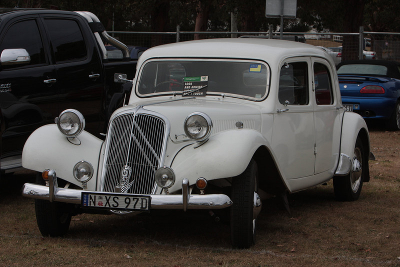 Citroen Light Fifteen