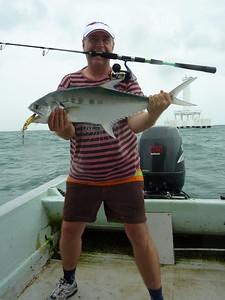 Ikan Talang (Queenfish) - Tompok Utara Lighthouse / Malaysia