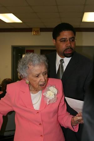 Catherine Bibbins Mother's Day Honor