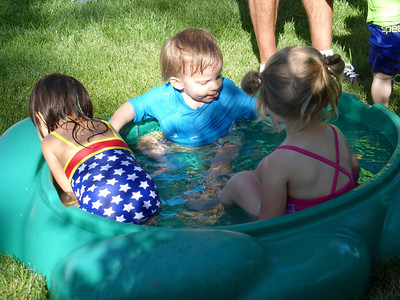 Catori's 3rd Birthday Party 6-7-2014  22