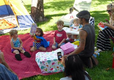 Catori's 3rd Birthday Party 6-7-2014  18