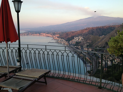 Cavalier Travels: Sicily and the Amalfi Coast 2014