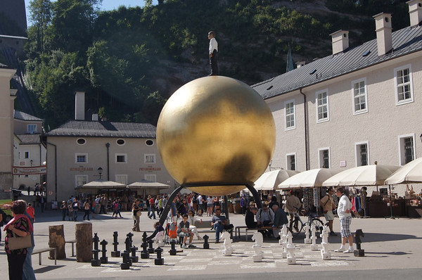 Cavalier Travels: Danube 2012
