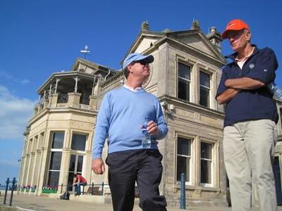 Cavalier Travels: Golf in Scotland 2015