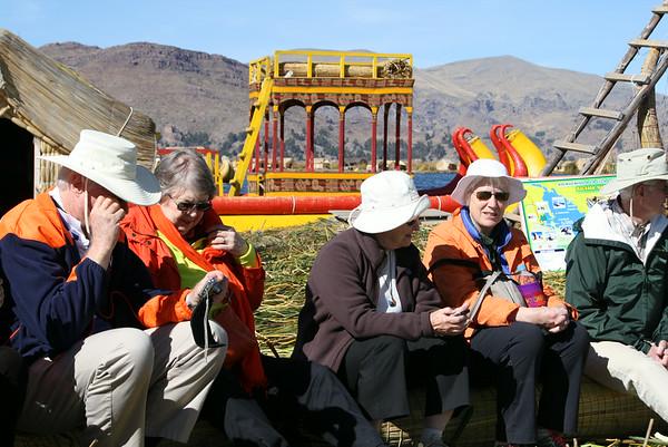 Cavalier Travels: Treasures of Peru 2014