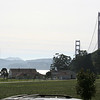 A view of the Golden Gate Bridge from Cavallo Point.