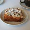 An almond pastry at Cibo.