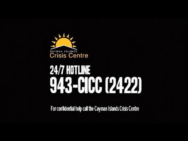 Cayman Islands Crisis Centre 2013 PSA 1