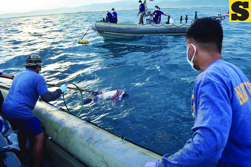 Victim of Cebu sea mishap recovered