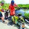 Cebu oil slick