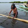 Cebu oil spill affects fishermen