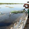 Cebu oil spill affects fisherman