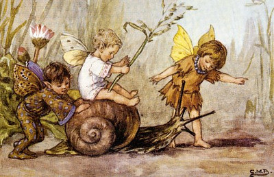 Cecily Mary Barker - FAIRIES