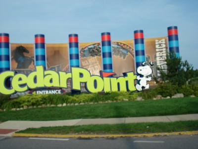 Cedar Point random pics