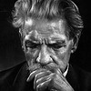 Albert Schweitzer by Yosuf Karsh