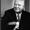 Herbert Hoover by Yosuf Karsh