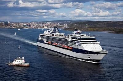 "Celebrity Cruises ""Solsticization"" of Millennium Class Ships"