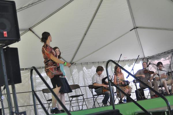Celtic Festival Leesburg, VA, June 2010