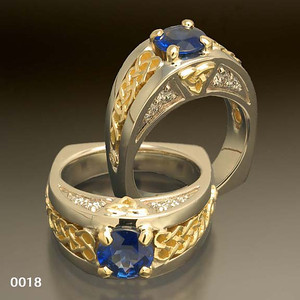 Celtic Rings and Jewelry