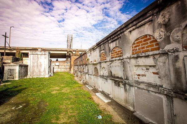 Cemetery Pre Lockdown