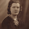 Barbara Doran, my Mother. This picture was taken on 24th April 1942. Her 18th birthday would have been in October of that year.