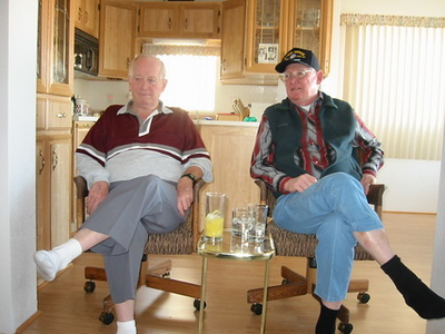 Chad - Husband, Dad and Grandpa