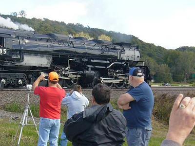 Challenger No. 3985 Steam Locomotive