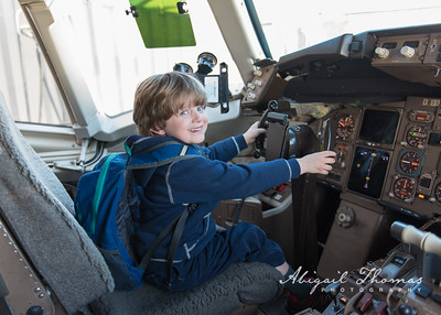 And landed a seat in the Captain's chair!