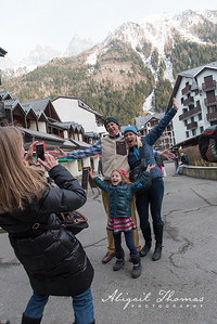 As if Chamonix wasn't good enough... we had BFFs there, too!