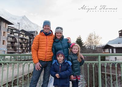 Cheesy family pic #2