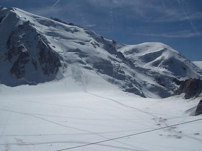 Chamonix. Tour Ronde -North face