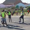 Champion's League. Khayelitsha, August 2013