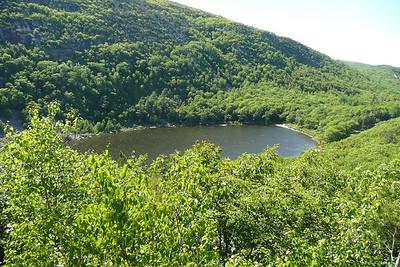 Champlain Mountain Hike, MDI
