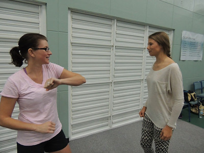 Free Women's Self Defence Course Nov 2012 015