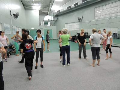 Free Women's Self Defence Course Nov 2012 008