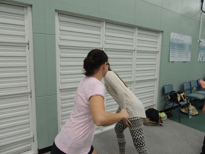 Free Women's Self Defence Course Nov 2012 016