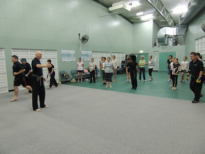 Free Women's Self Defence Course Nov 2012 001